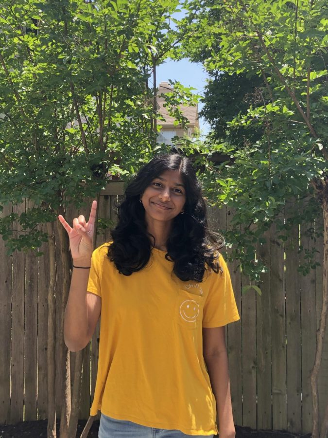 Coppell High School senior Pranitha Kona is ranked tenth in the class of 2020. Kona plans to attend the University of Texas at Austin in the fall.