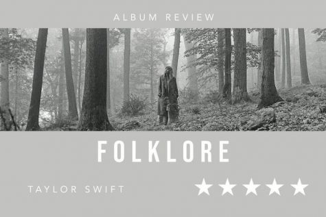 Former Sidekick editor-in-chief Anthony Cesario describes Taylor Swift's folklore as a