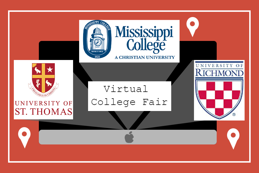 Coppell+High+School+participated+in+the+Virtual+College+Fair+last+night+from+6-8+p.m.+via+the+TACRAO+website.+The+Virtual+College+Fair+will+have+more+upcoming+live+sessions+being+hosted+until+Nov.+20.+