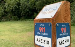 Emergency trail markers in local areas include colors and number-and-letter codes that help emergency responders pinpoint particular locations when responding to calls. 36 emergency trail markers were recently installed along Andy Brown Park and Campion Trails in Coppell.