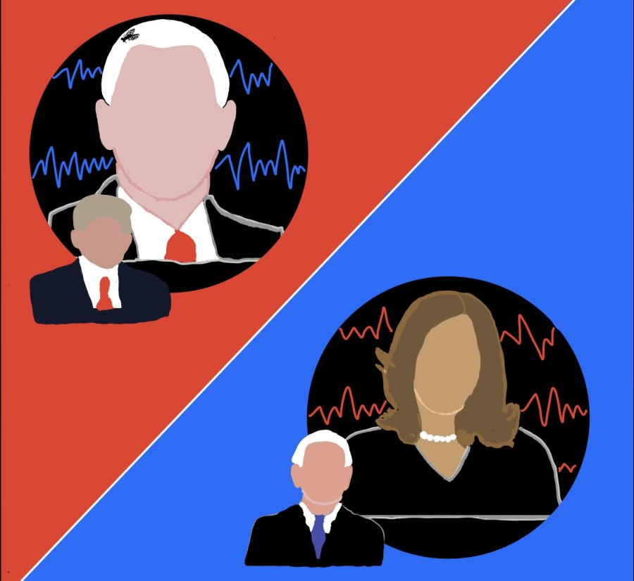 On Thursday, U.S. Senator Kamala Harris and Vice President Mike Pence had the first and only vice presidential debate of the campaign in Salt Lake City. Although the debate was heated, the candidates were civil compared to the Presidential debate that took place on Sept. 29.