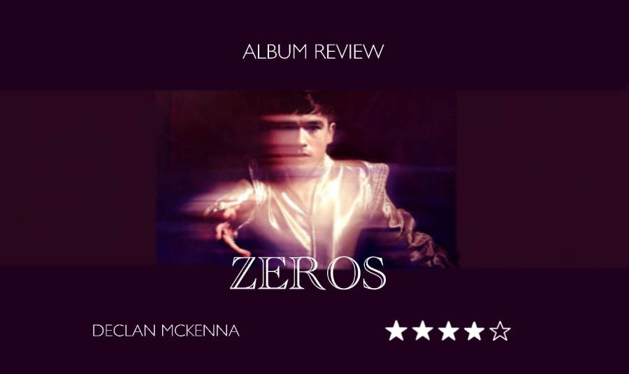 Declan McKenna released his sophomore album, Zeros, on Sept. 4. The Sidekick co-sports editor Anjali Krishna discusses the album's riveting plotline and how it helps craft McKenna's unique sound.