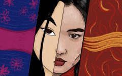 Mulan (2020). a remake of the 1998 animated film, premiered on Disney+ on Sept. 4. The Sidekick staff writer Yasemin Ragland enjoyed the film because of its feminist message, despite some criticism towards its historical accuracy. Graphic by Sally Parampottil