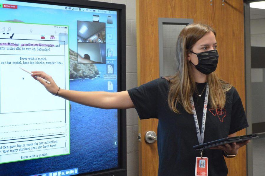 CHS9 October Teacher Spotlight teaches open-mindedness