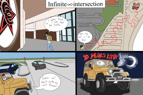 Infinite intersection