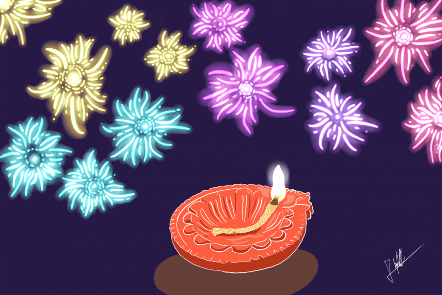 Diwali, the festival of lights, is largely celebrated by Hindus and includes activities such as fireworks and enjoying food with family and friends. The Sidekick communications manager Sreeja Mudumby discusses how the COVID-19 pandemic has affected the celebration and what Diwali means to her.