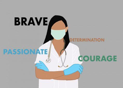 Passion prevails over perils in healthcare field