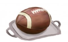 The Sidekick executive editorial page editor Camila Villarreal views football as more than just a sport during Thanksgiving. Villarreal sees football as a way to appreciate time with family.