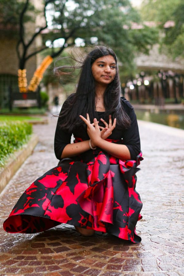 The Sidekick communications manager Sreeja Mudumby has been dancing since she was 5 years old. Starting in Bangalore, India and now here in Coppell, dance has been a constant which has helped her adapt.