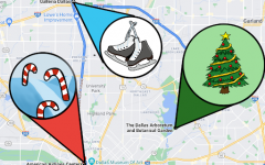 Winter break starts Saturday for Coppell ISD. The Sidekick staff writer Manasa Mohan shares a list of popular winter-themed attractions in the Dallas-Fort Worth area for people to enjoy over the holidays.