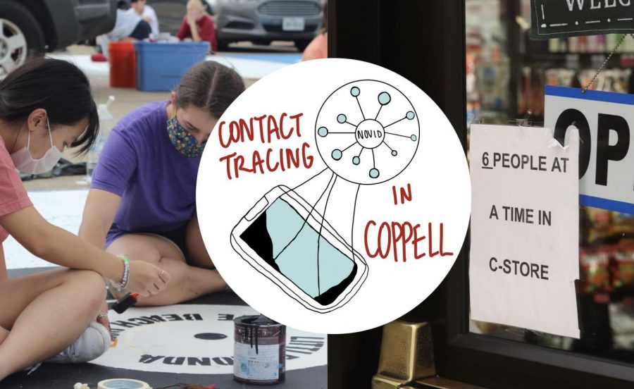 Coppell ISD conducts manual contact tracing, in which a team of four district leaders receive phone calls and answer questions from administrators and nurses across 18 campuses daily. NOVID, a COVID-19 radar mobile application developed by Carnegie Mellon University associate professor Dr. Po-Shen Loh, was pitched to CISD in August, but the district is not planning to adopt it at this time.
