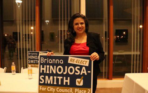 Brianna Hinojosa-Smith (Place 2)