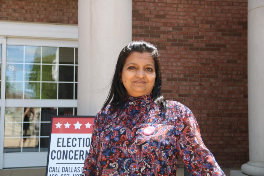Sonal Tandale is running for Coppell ISD Board of Trustees Place 7. Tandale is a CISD parent and thinks rank transparency is the biggest issue existing in CISD.