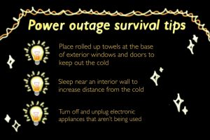 Coppell homes have been experiencing inconsistent power outages since Monday. Residents can use these tips to stay warm and conserve energy in the record low temperatures.