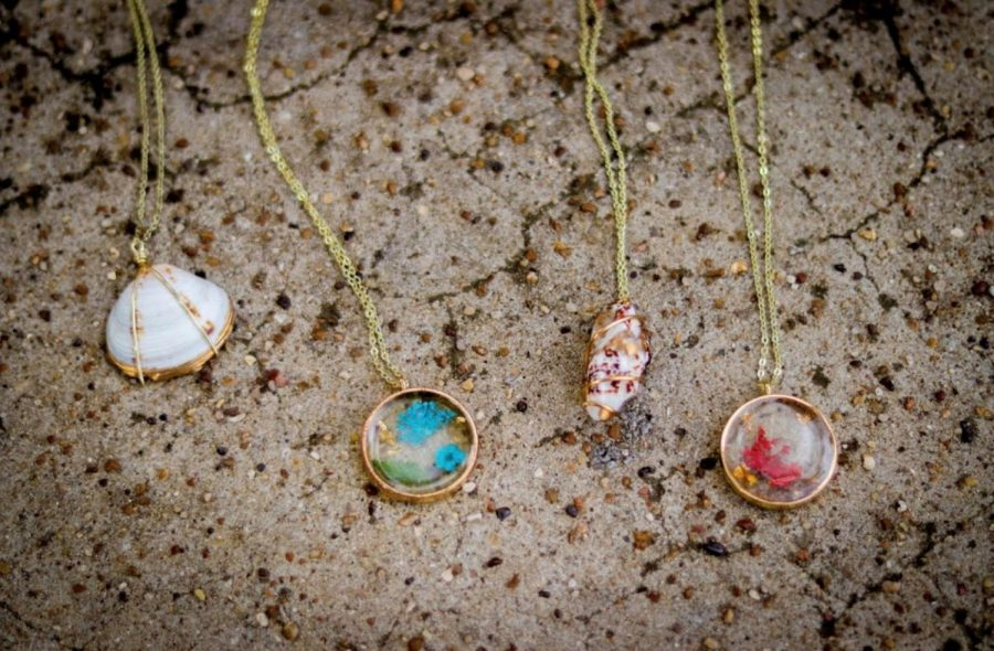 Benevolence by Design is a necklace business founded by Coppell High School seniors Mariez Luka and Nausheen Ahmed. The business was created this summer to donate to charities that aid in COVID-19 relief.