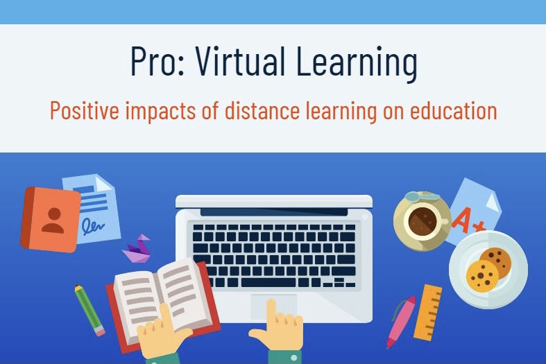 Coppell ISD students began virtual learning on March 23 and resumed Aug. 17 with updated grading policies and attendance requirements. The Sidekick advertising and circulation manager Trisha Atluri discusses how increased flexibility provided by remote learning benefits virtual students.