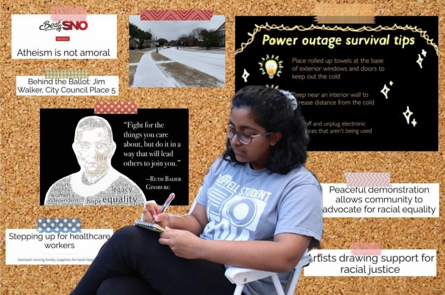 In celebration of Student Press Freedom Day, The Sidekick advertising and circulation manager Trisha Atluri delves into the world of student journalism with her experiences as a writer, photographer and designer. Atluri highlights the importance of student newspapers during unprecedented times.