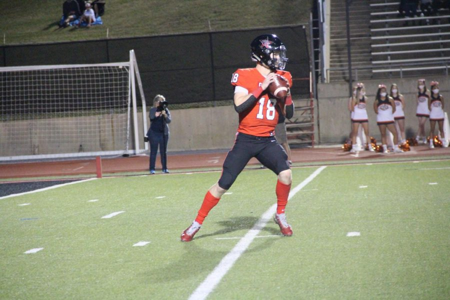 Coppell senior quarterback Ryan Walker is the only Cowboy to be selected for the All-District 6-6A second team.