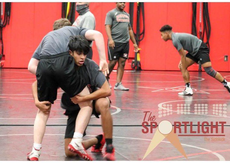 The Sportlight: Sivakumar grasping wrestling, words of wisdom as a novice