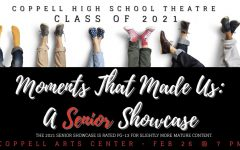 The Cowboy Theatre company will be hosting its annual senior showcase tomorrow at 7 p.m. Though the event is guest list only, it can be viewed live on CHS Theatre's Vimeo channel.