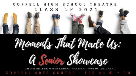 CHS theater to broadcast performances for annual senior showcase