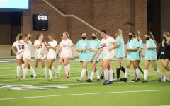 Emotions were high as the Coppell Cowgirl's lost their final game to the Prosper Eagles at the Mckinney ISD Stadium on Friday. Coppell lost the UIL Bi-District playoff, 2-0.