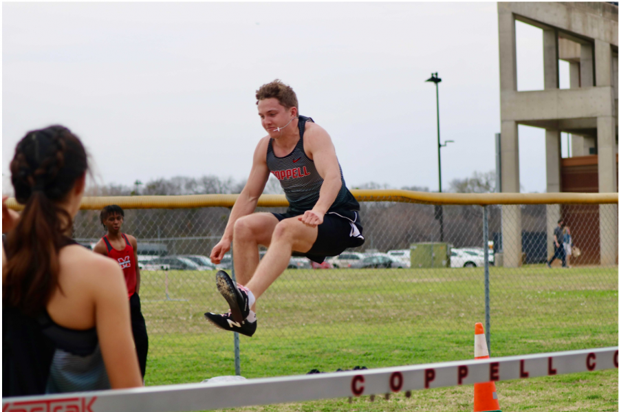 Coppell+junior+jumper+Braden+Axe+long+jumps+to+17-07.50+in+the+men%E2%80%99s+long+jump.+Coppell+hosted+its+Coppell+Invitational+meet+on+March+11+at+Buddy+Echols+Field%2C+with+the+Cowboys+taking+second+overall+in+the+Cowgirls+first+overall.