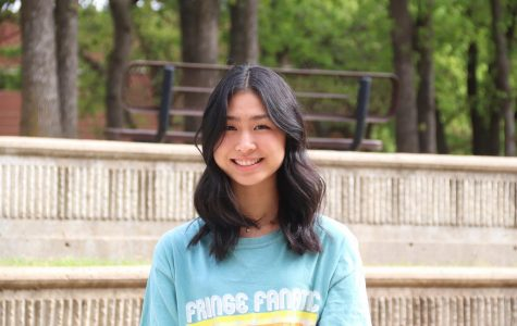 Emily Chang, sophomore