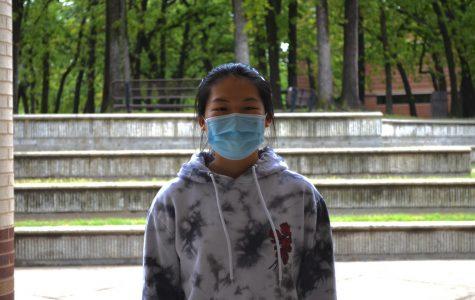 Ashley Zhang, sophomore