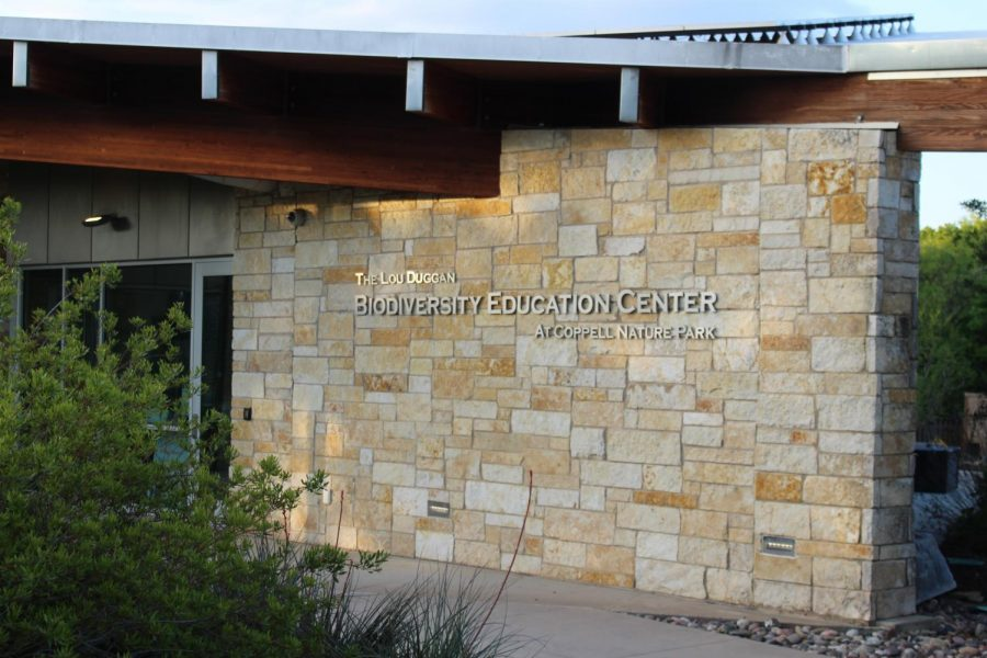 The Biodiversity Education Center (BEC) is located in Wagon Wheel Park. On Saturday, Coppell residents can attend EarthFest at the BEC to learn about composting, recycling and environmental conservation.