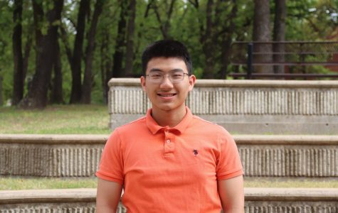 Jeffrey Wang, sophomore