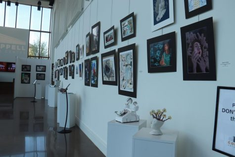 Video: Coppell Arts Center showcasing talented AP artists