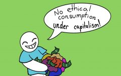 "A common saying when referring to the purchase of products in ""No ethical consumption under capitalism."" The Sidekick sports editor Anjali Krishna expands on what is truly ethical in the world of capitalism."