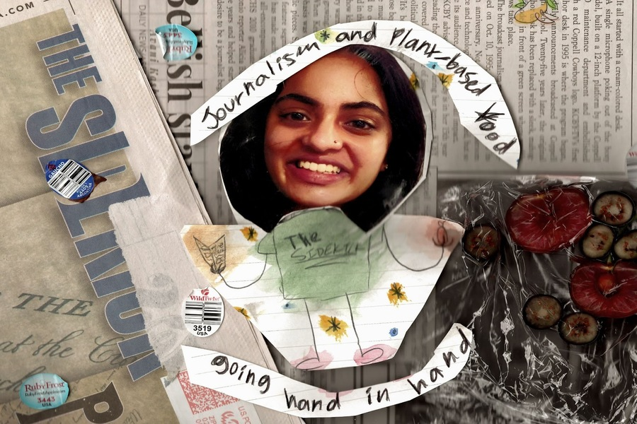 The Sidekick executive enterprise editor Shreya Beldona turned plant-based through her journalism. Beldona thinks a plant-based diet can be tough, but everyone should still explore these eating habits.
