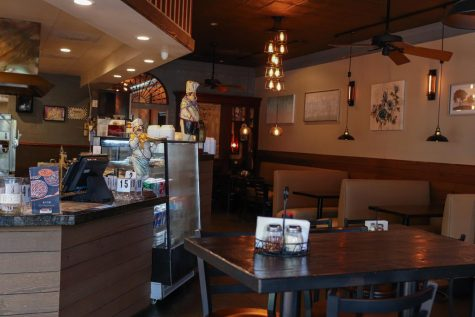 Best place to get takeout: Palio's Pizza Cafe