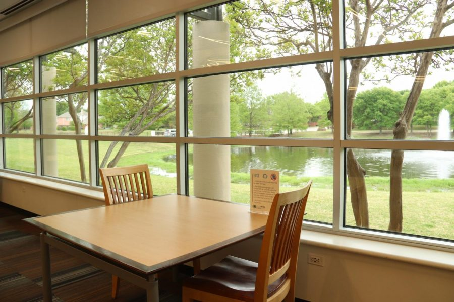 Best place to study: Cozby Library and Community Commons