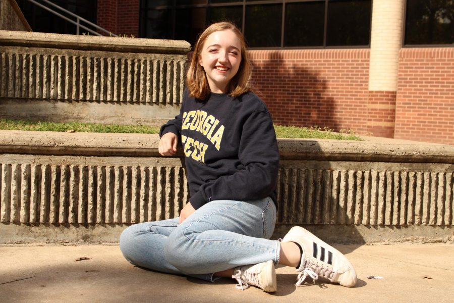 Coppell High School senior Katherine Anderson is ranked No. 10 in the CHS class of 2021. Anderson will attend the Georgia Institute of Technology and study aerospace engineering.