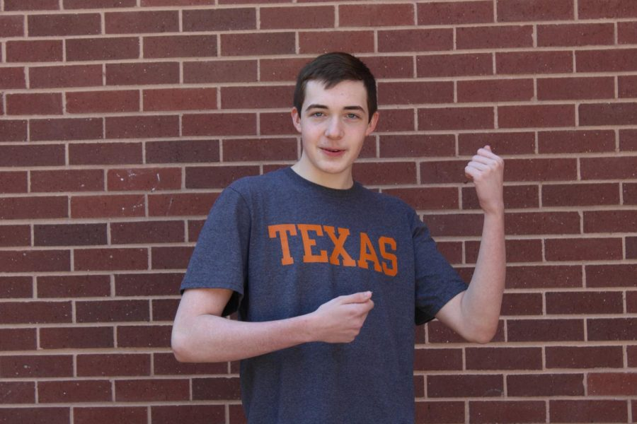 Coppell High School senior Cole Tramel is ranked No. 2 in the graduating class of 2021. Tramel will be attending the University of Texas at Austin in the fall and is majoring in Computer Science in the Turing Scholars Program.