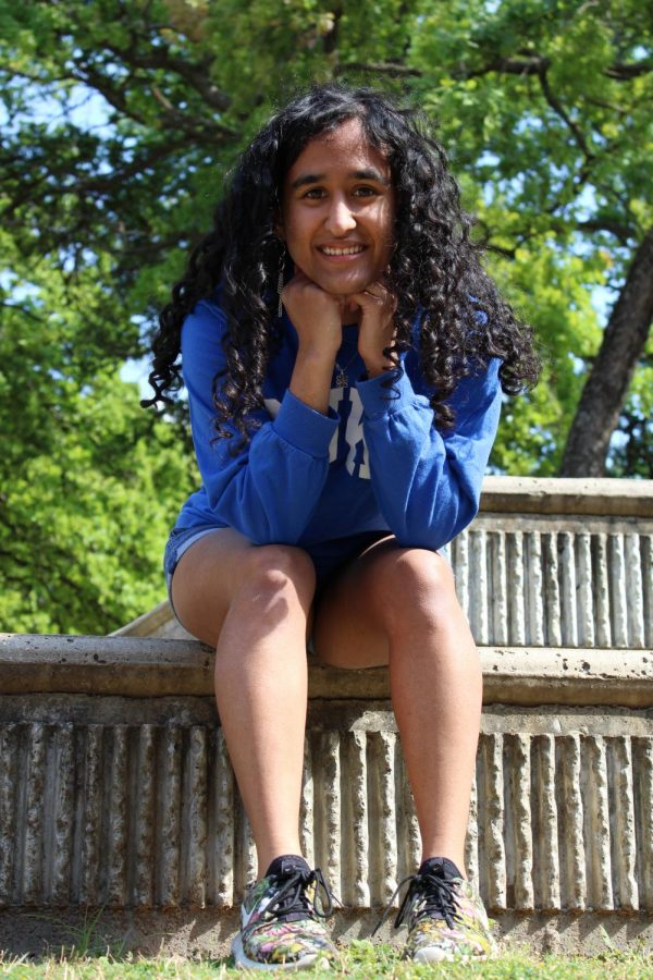 Coppell High School senior Anushri Saxena is ranked No. 8 in the CHS class of 2021. Saxena will attend Duke University in the fall and is majoring in Neuroscience.