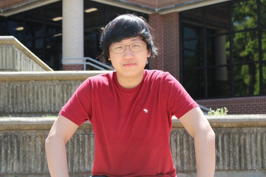 Coppell High School senior Dongkyu Lee is ranked No. 1 in the graduating class of 2021. Lee will be attending Rice University in the fall and is majoring in Computer Science.