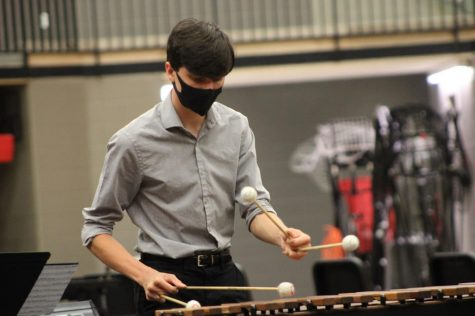Purely Rhythmic dazzles with student composition performances