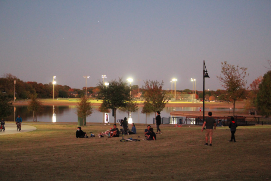 Andy Brown Park has four locations: West, East, Andrew Brown Jr. Community Park and Central Field. Andy Brown Park was voted The Sidekick's best place to take a walk in Coppell.