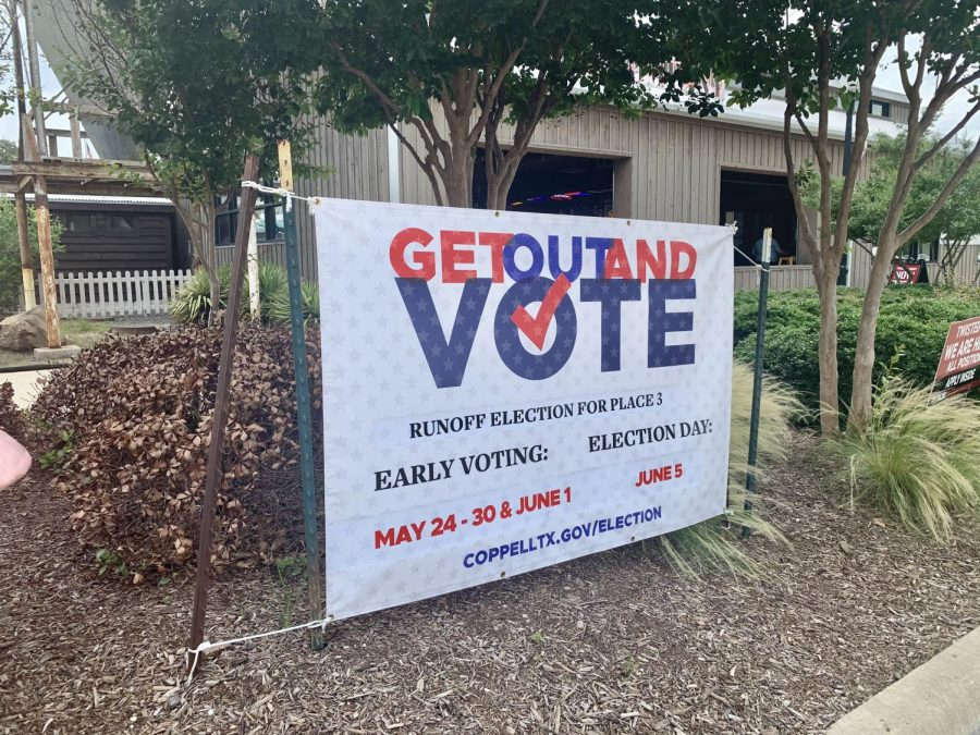 Carroll wins runoff election for council Place 3