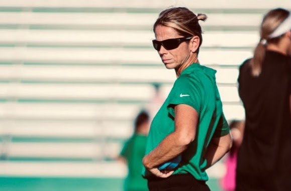 UNT associate head coach Fleur Benatar joins the Coppell athletic department as head girls soccer coach after nearly 30 years coaching at the collegiate level. Benatar steps in for Coppell coach Beca Sawers, who took over as interim head coach at the beginning of last season.