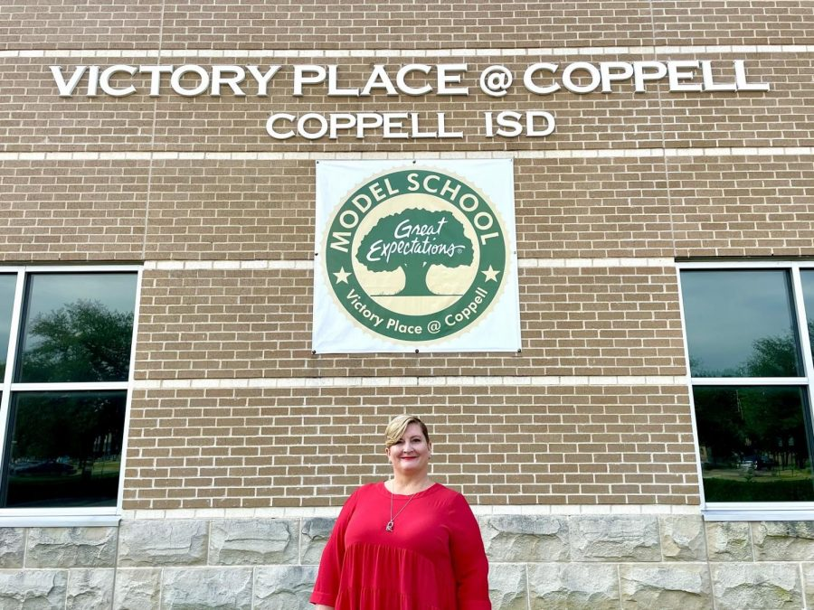 On July 7, the Coppell Board of Trustees approved Coppell High School assistant principal Cindi Osborne as the new principal of Victory Place @ Coppell. Osborne replaces outgoing principal Jeff Minn, who is now in Frisco ISD.