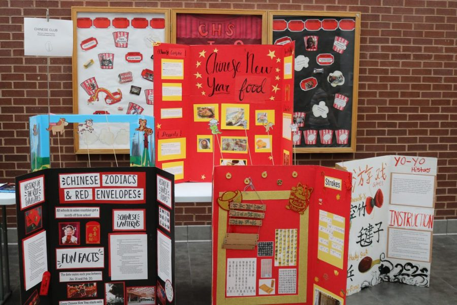 Coppell High School's Chinese Club shares its purpose to educate students on the culture and language of China, but also to encourage them to volunteer in hallmark events on Friday. The campus held a club expo during all lunches, where interested students could learn all about the school's various organizations.
