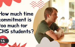 Tea time Tuesday: How much time commitment is too much for CHS students?