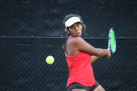 Coppell tennis serves up confident win over Hebron