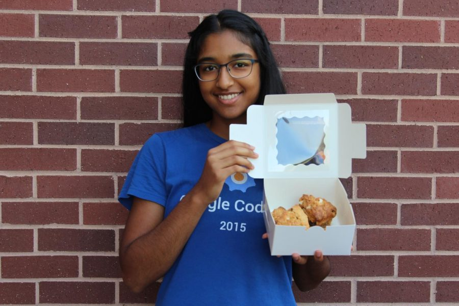 """Coppell High School senior Devika Kohli began a food blog """"On Today's Table"""" in December to document and sell vegetarian and vegan food from scratch. Kohli regularly updates the blog and conducted a fundraiser over the summer for Asha for Education."""