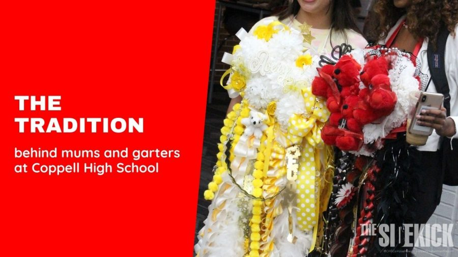 Video: tradition behind mums, garters at CHS